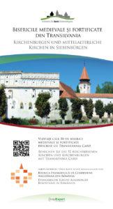 Ediție Germană - Kirchenburgen und mittelalterliche Kirchen in Siebenbürgen